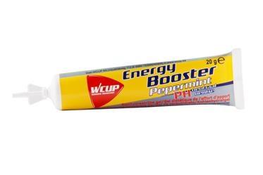 �WCUP Energy Booster is licht verteerbaar, vult snel koolhydraattekorten aan, vertraagt het optreden van vermoeidheid en versnelt de recuperatie.   � 1.40 p.s.